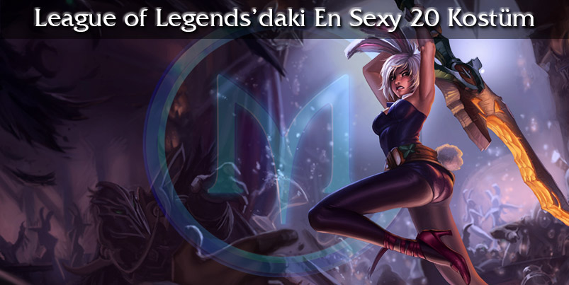 En Sexy 20 League of Legends Kostümü