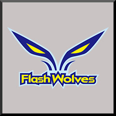 Flash Wolves Logo